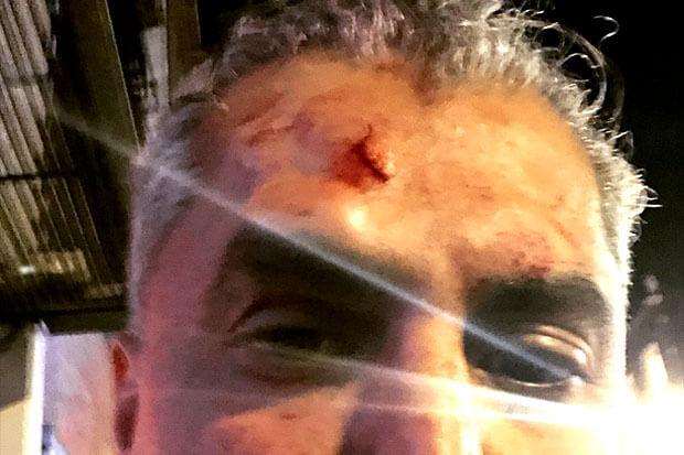 Известный радиоведущий стал жертвой нападения расиста - Новости радио OnAir.ru