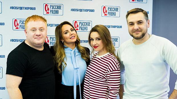 Певица МакSим дала живой концерт в рамках «Золотого микрофона» на «Русском Радио» - Новости радио OnAir.ru