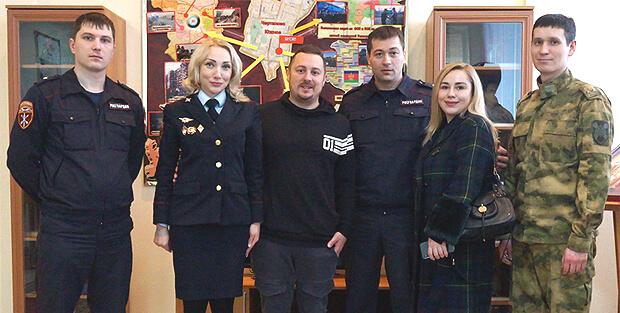 «НАШЕ Радио» присоединилось к акции Росгвардии «Я – Защитник!» - Новости радио OnAir.ru