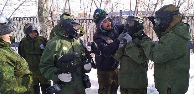 Слушатели «Радио 101.8» смогли пострелять в его радиоведущих - Новости радио OnAir.ru