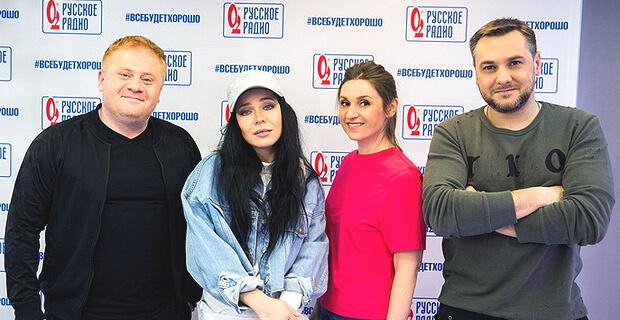 Певица Ёлка заглянула в гости к «Русским Перцам» - Новости радио OnAir.ru