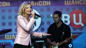 OnAir.ru - Катерина Голицына - Концерт звезд Шансона в Лужниках: Сделано с любовью!