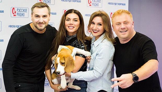 Анна Седокова стала гостьей утреннего шоу «Русские Перцы» - Новости радио OnAir.ru