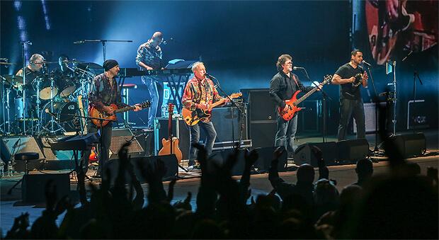 «Машина времени» в Перми! На концерте побывают слушатели «Авторадио» - Новости радио OnAir.ru