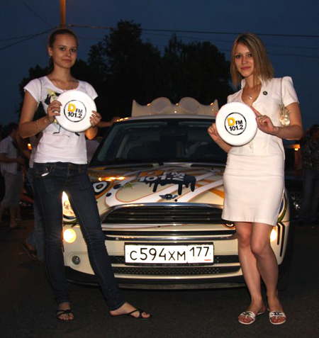 OnAir.ru - Движуха DFM: не заметить было невозможно!