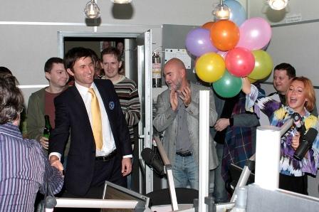 """OnAir.ru - """"Русские Перцы"""" установили рекорд Гиннесса!"""